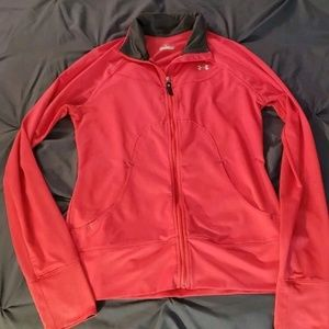 Under Armour Semi Fitted Track Jacket